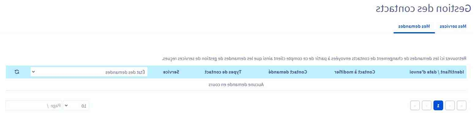 Comment contacter OVH mail ?